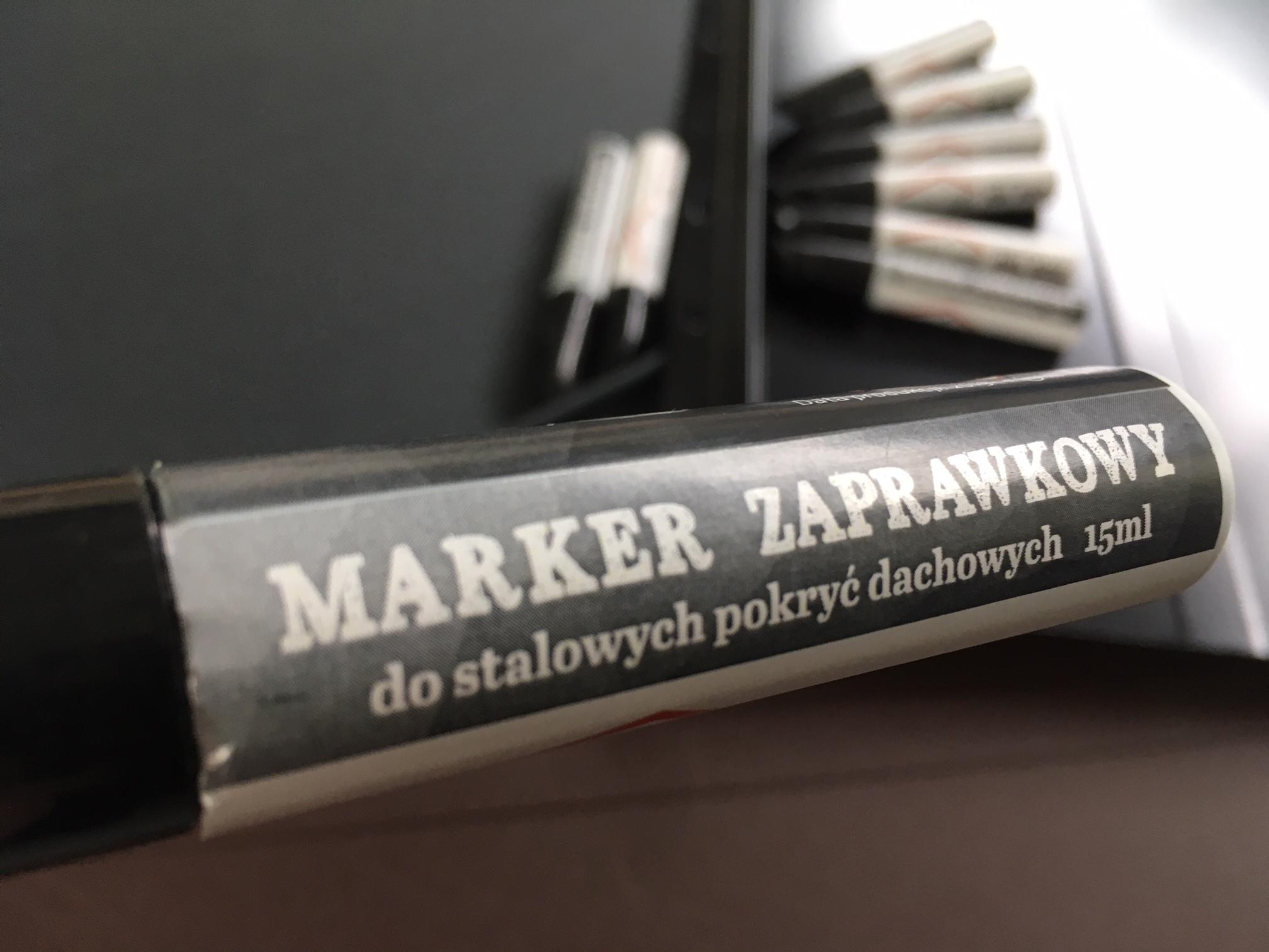 marker naprawczy