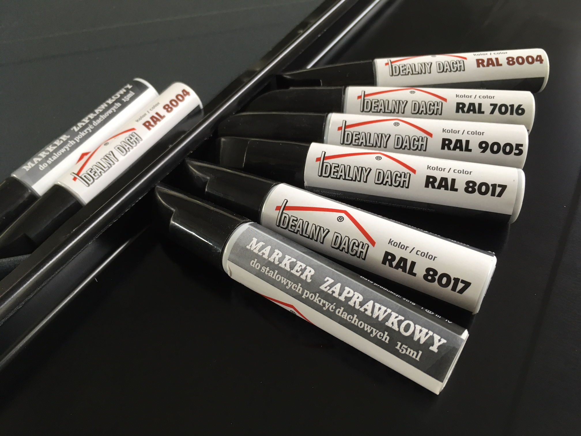 marker zaprawkowy Idealny Dach
